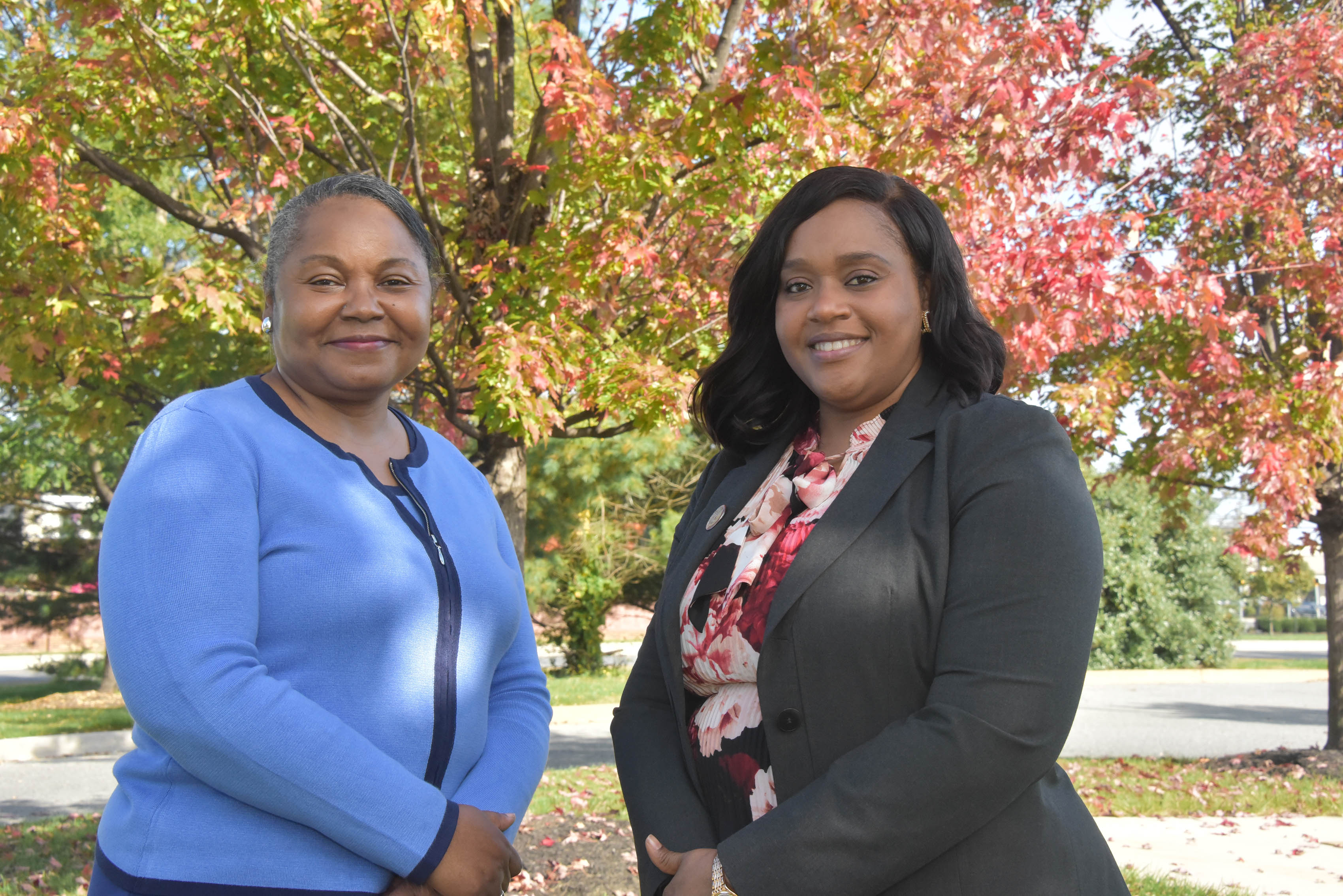 Two University administrators honored by Delaware ACE Women's Network