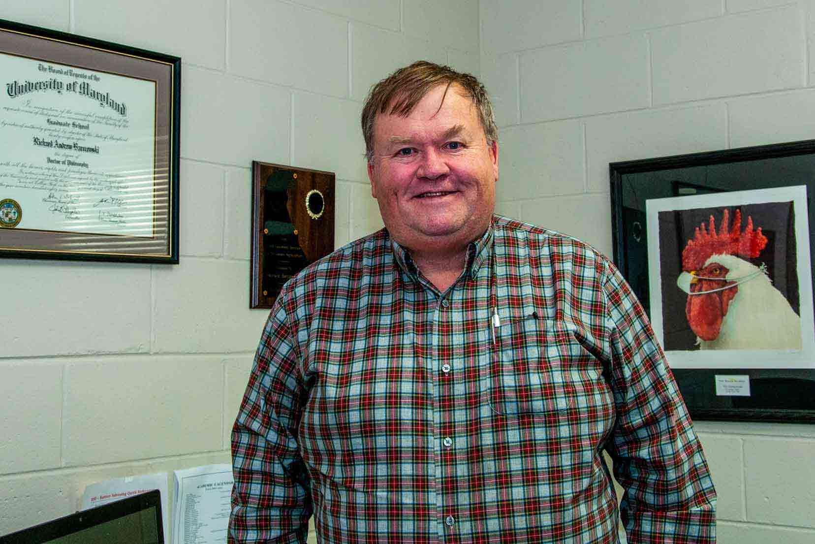 Dr. Richard Barczewski named Professor Emeritus