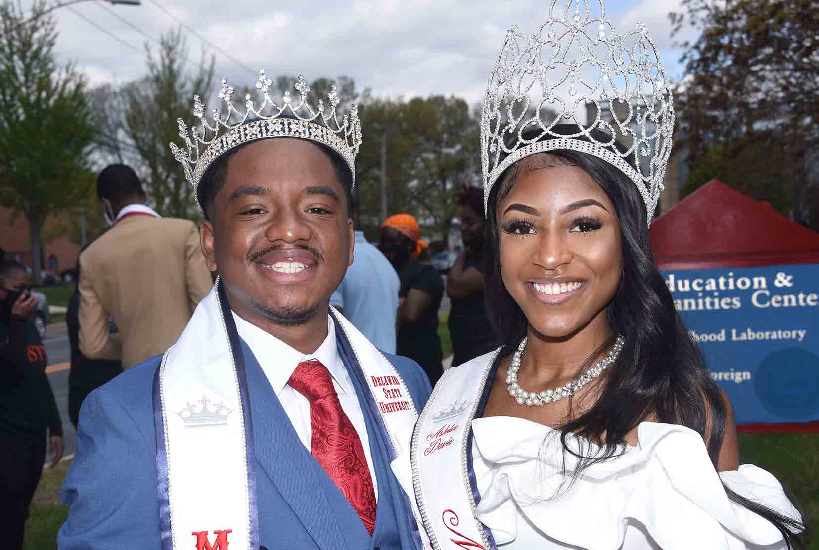 Christian J. Chapman and Ashlee M. Davis, 2020-2021 Mr. and Miss DSU, along with the rest of the Class of 2021 (as well as those who completed their degree in the summer and winter of 2020) are thrilled that their graduation is being celebrated with a series of in-person Commencement ceremonies. The University will also hold a Ceremony for Spring 2020 graduates who want to return to walk across the stage.
