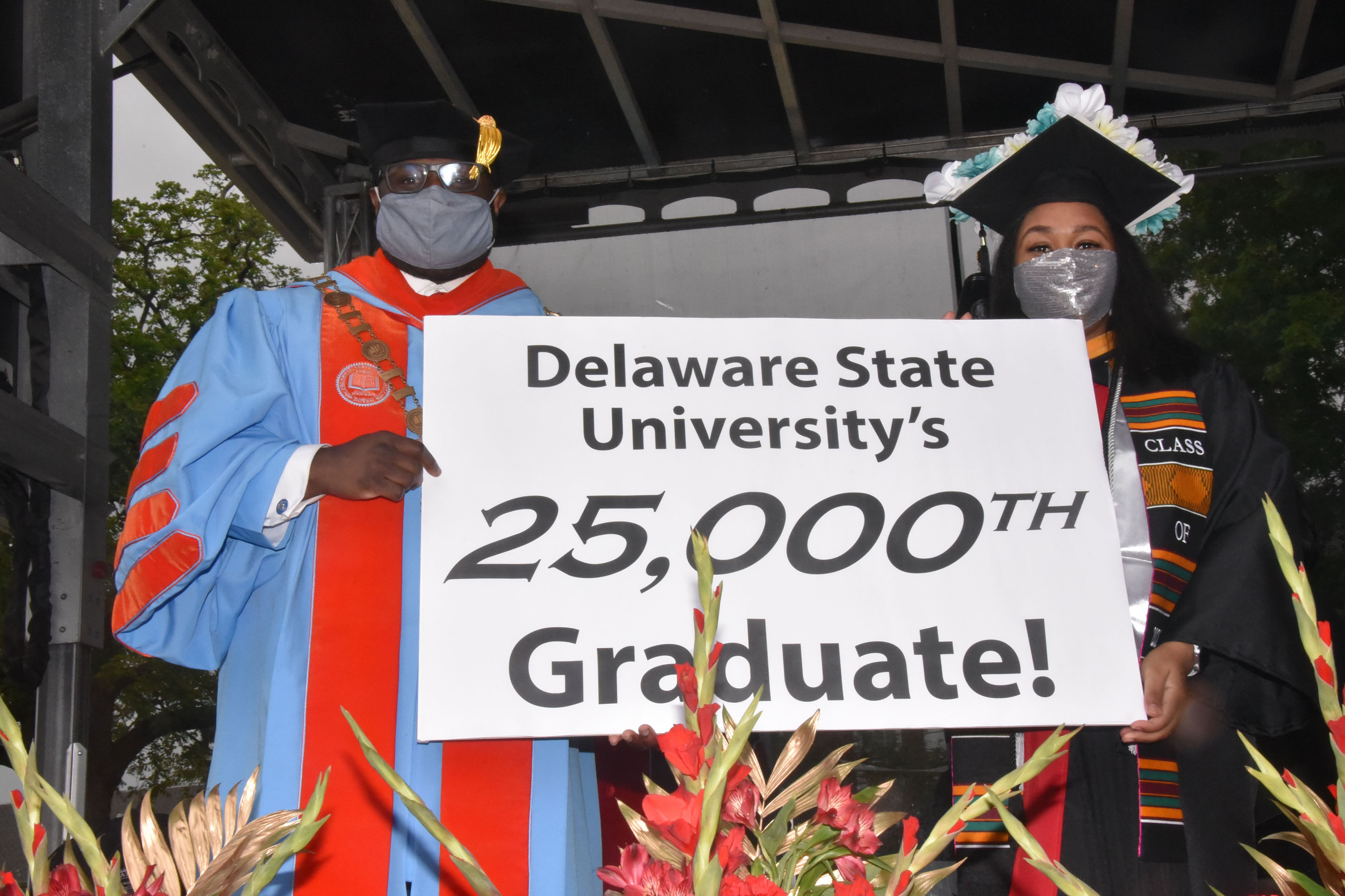Del State holds six Commencement Ceremonies -- article and photos