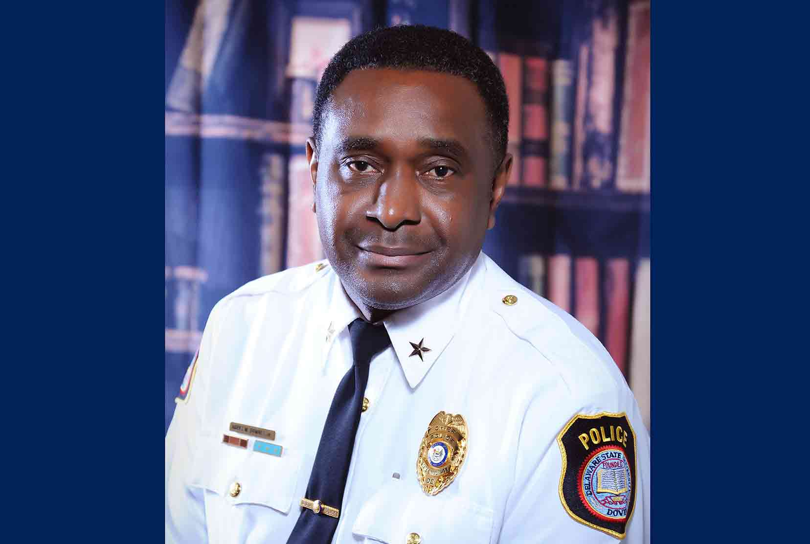 Chief Harry Downes Jr. ends his 10-year career as the campus Police Chief with the University being ranked #14 among the Top 25 institutions by the Safe Campus organization.