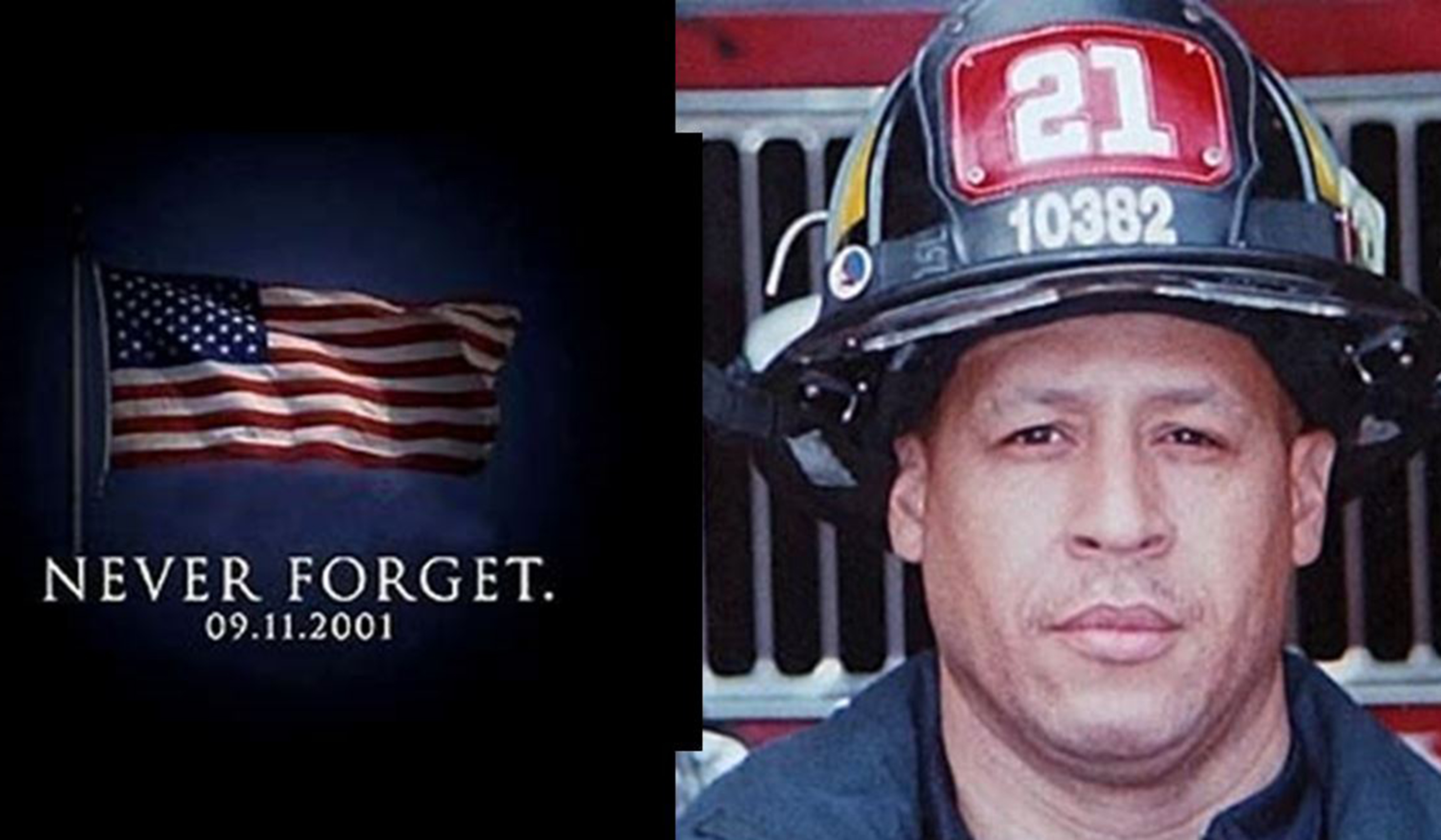 Among the recollections at Delaware State University of the 9/11 terrorist attacks is the never forgotten alumnus Keith A. Glasgoe, '85, who as a New York City fireman died trying to rescue others from the World Trade Center.