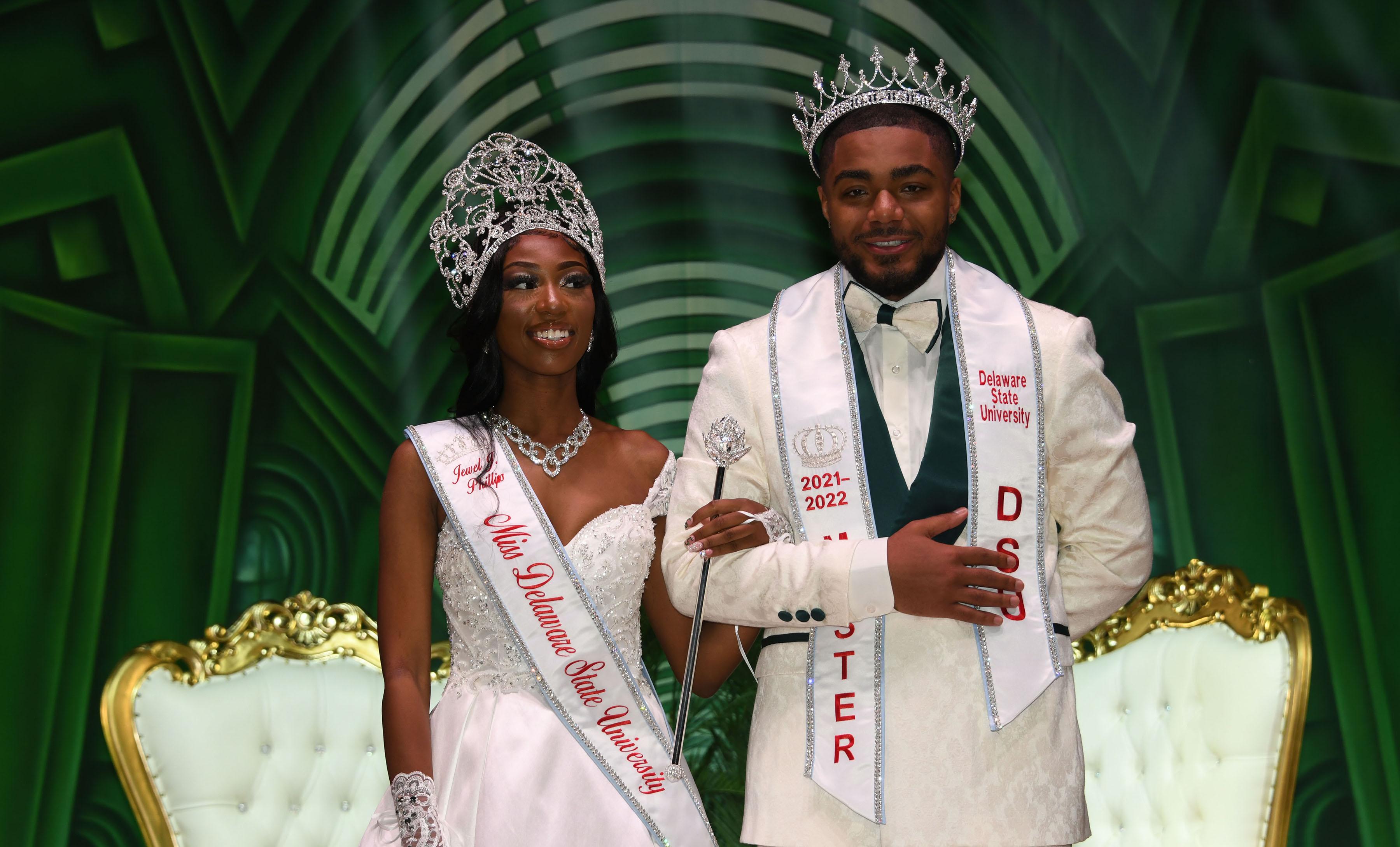 The 2021 Mr. & Miss DSU Coronations -- Photos