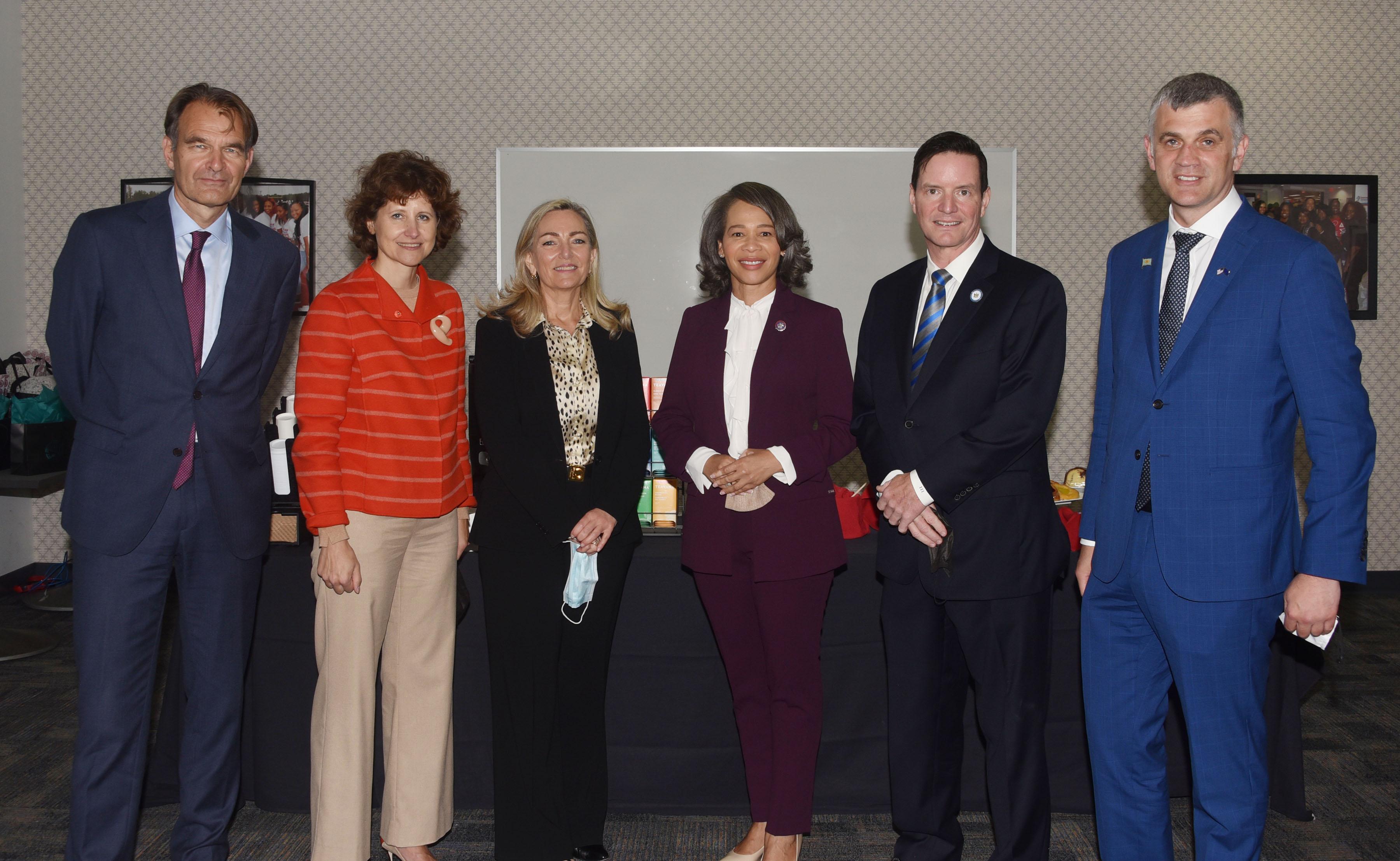 European Union Ambassadors visit Del State for panel discussion