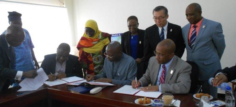 DSU Inks New Accord with University of Ibadan in Nigeria