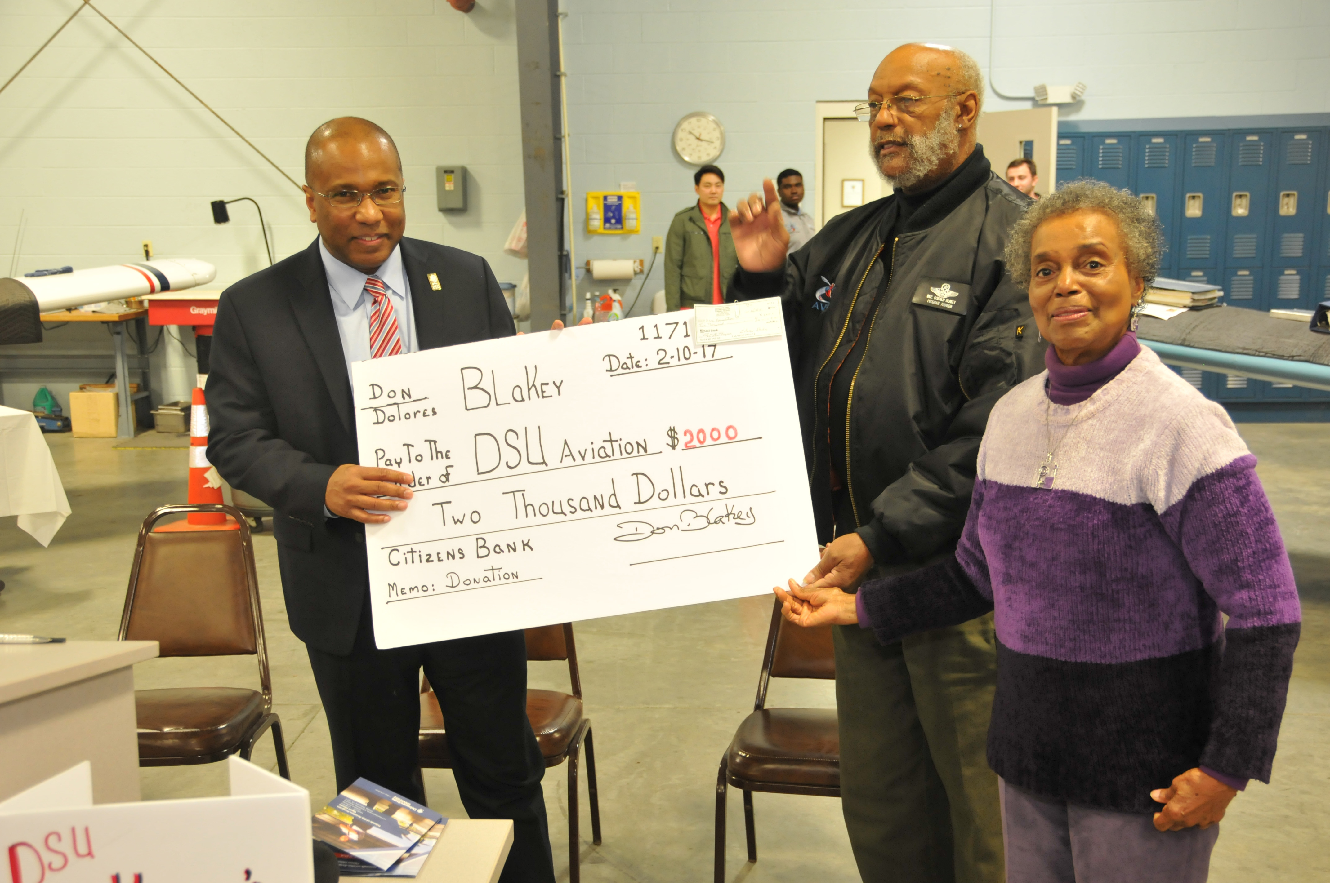 Friends of Aviation Program Launches Fundraising Campaign
