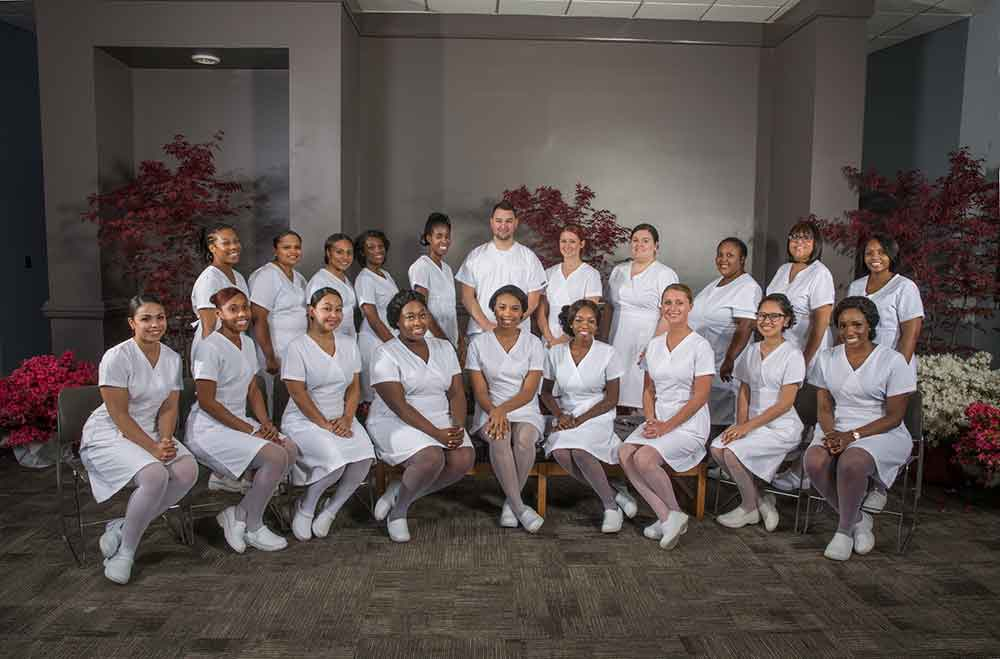 The preliminary results that show that 90% of this DSU Nursing Class of 2017 passed their licensing exam is indicative of the improvements that have been made in the program over the last four years.