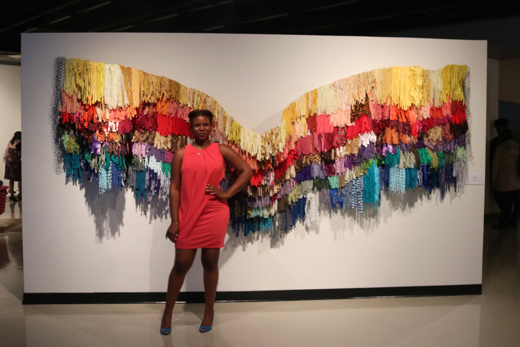 """Amber Robles-Gordon will feature her exhibition """"At the Altar: From the Fruit of My Love and Labor"""" in the DSU Arts Center/Gallery until Nov. 12. A reception for the artist will be held from 5-6:30 p.m. Thursday, Oct. 12 at the same location"""