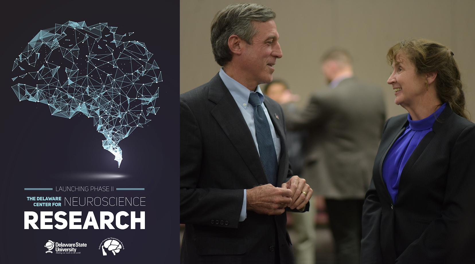DSU Neuroscience Center awarded $10.9M NIH grant