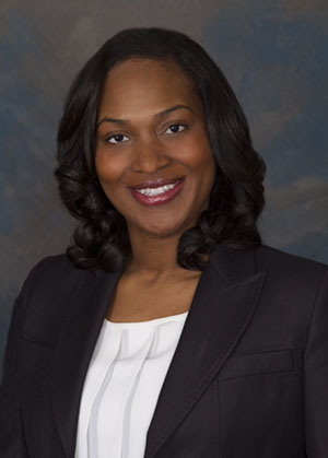 Associate Justice Tamika Montgomery-Reeves