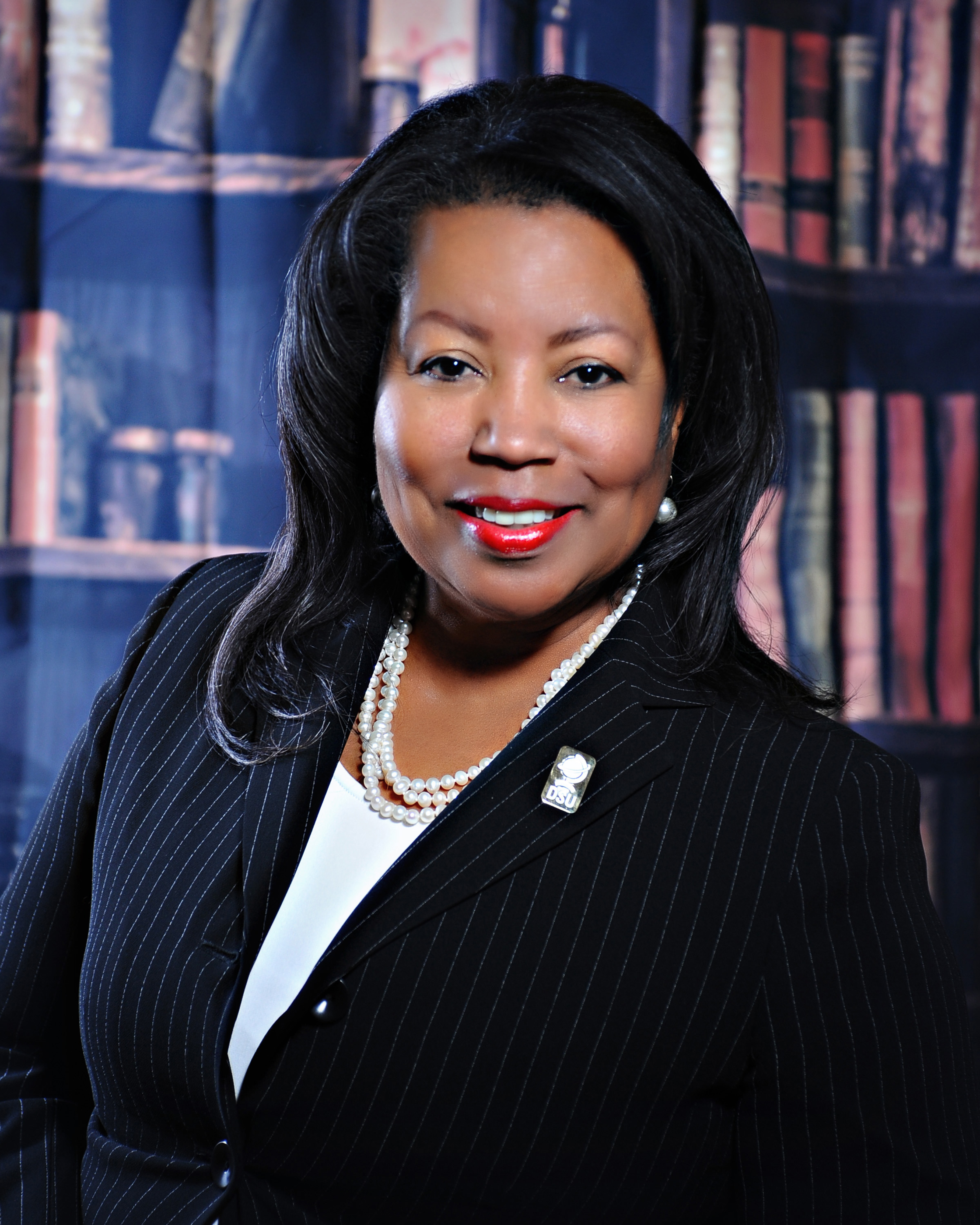 """Dr. Devona Williams, Board Chair, commended the campus community for coming together in the """"new normal."""""""